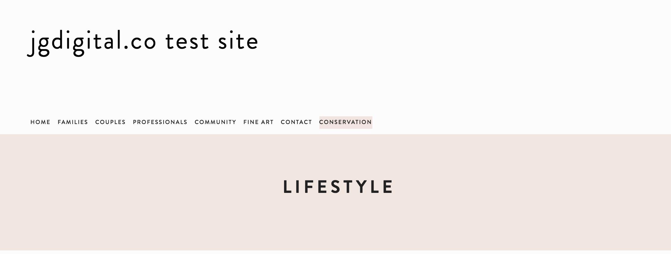 Custom Index Background Color