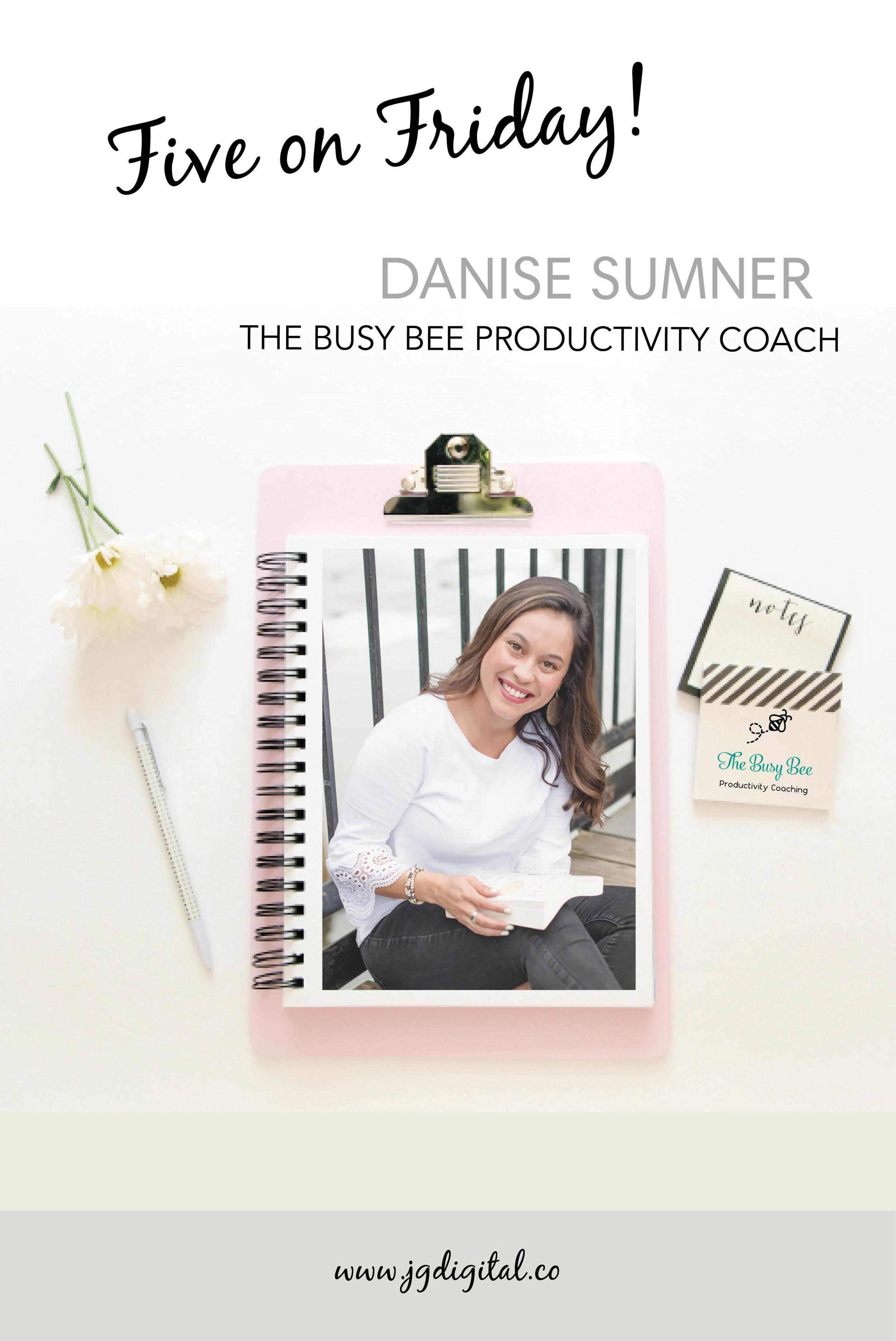 Women_in_Business_Danise_Sumner_Busy_Bee_Productivity_Coaching