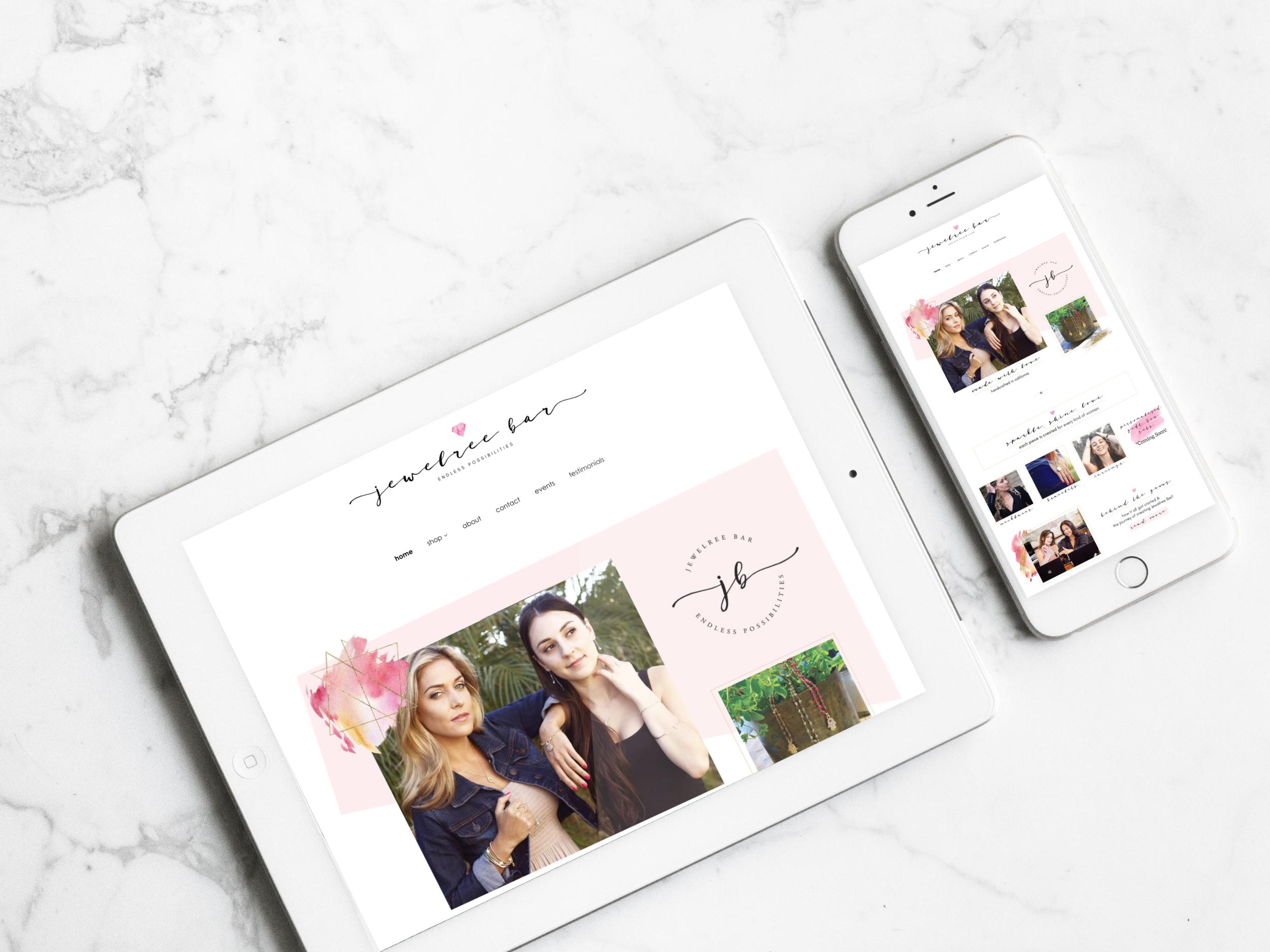 jgd | jewelree bar squarespace website design.png