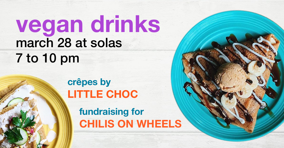 3.28.19 - Beneficiary: Chilis on WheelsFood Vendor: Little Choc Apothecary