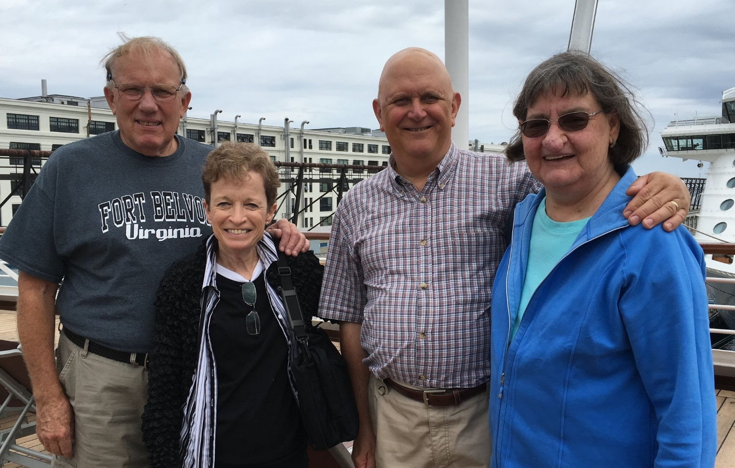 Rich, Donna, Ron and Pat