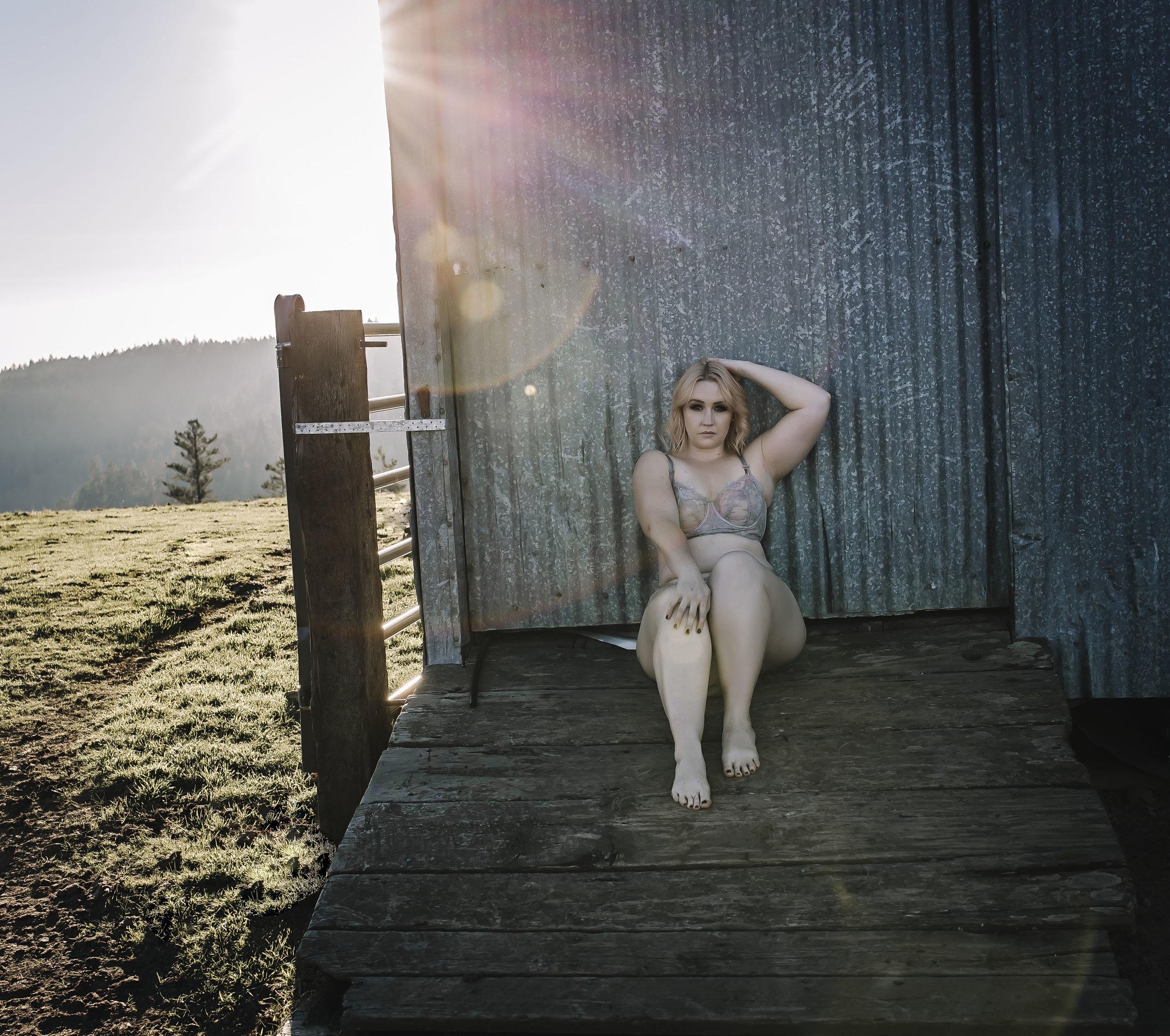 Sonoma County, ca Boudoir Photography