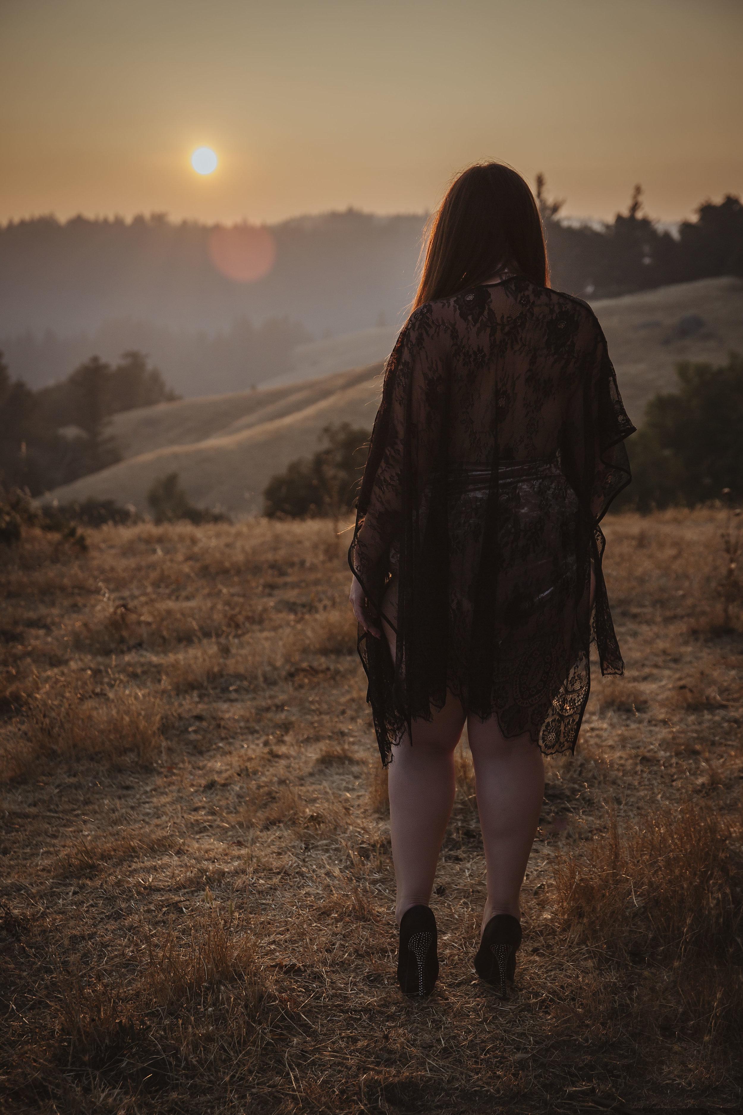 Sonoma County, Ca Boudoir Photographer