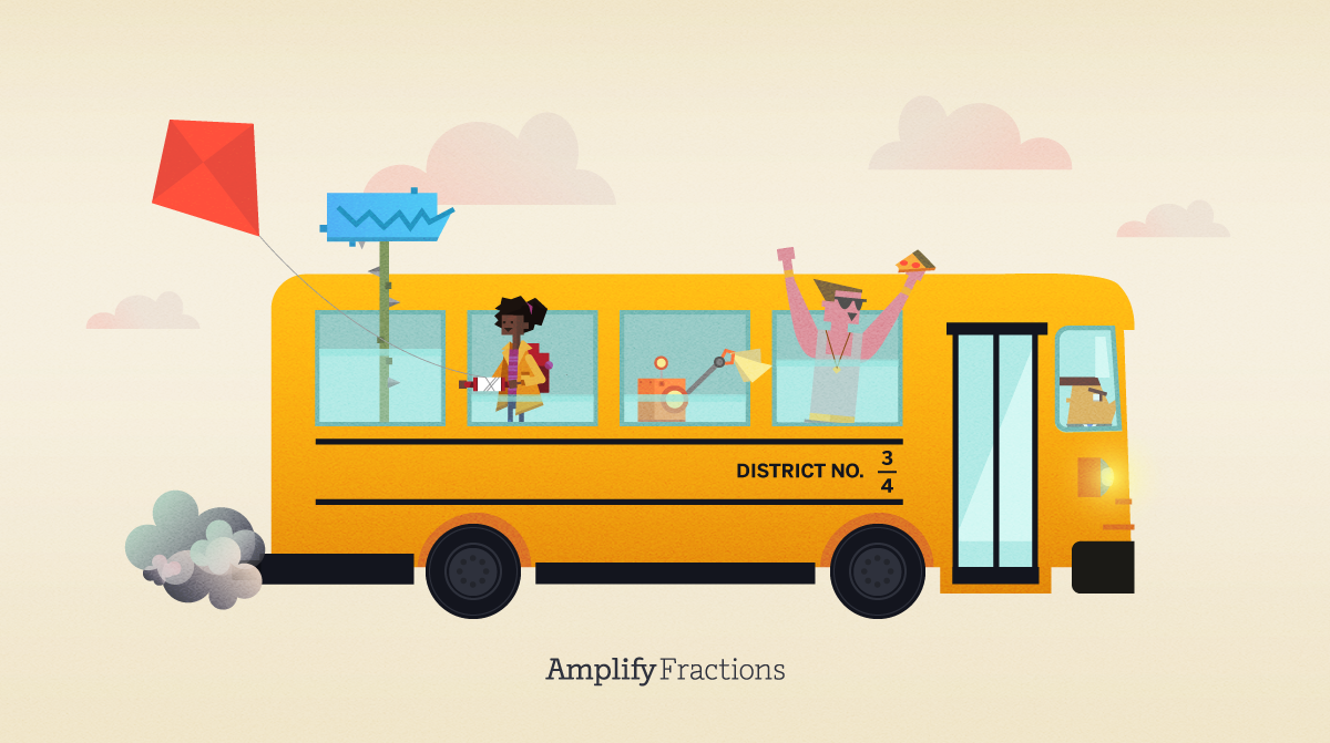 Get your fraction skills ready…Only 12 days until #BackToSchool2019!
