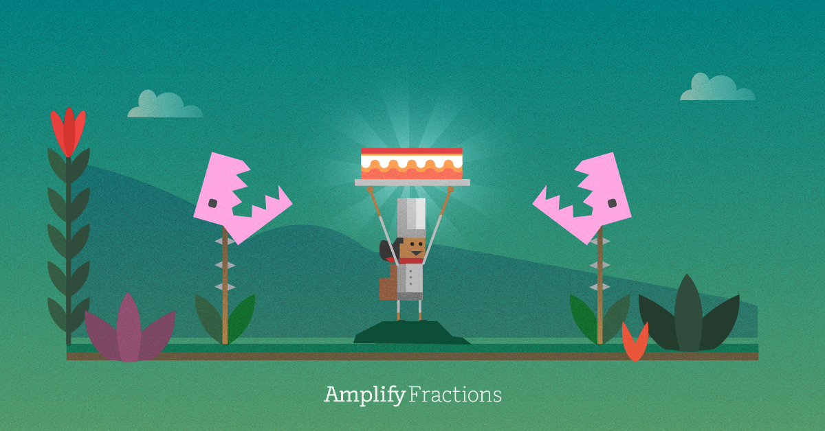 Happy #NationalLasagnaDay from Amplify Fractions! Break the Parmesan!