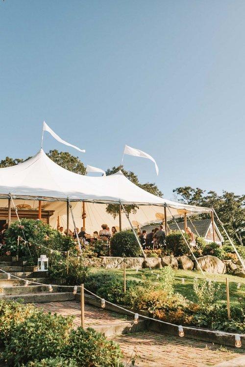 Published: Martha's Vineyard Wedding in Bridal Musings