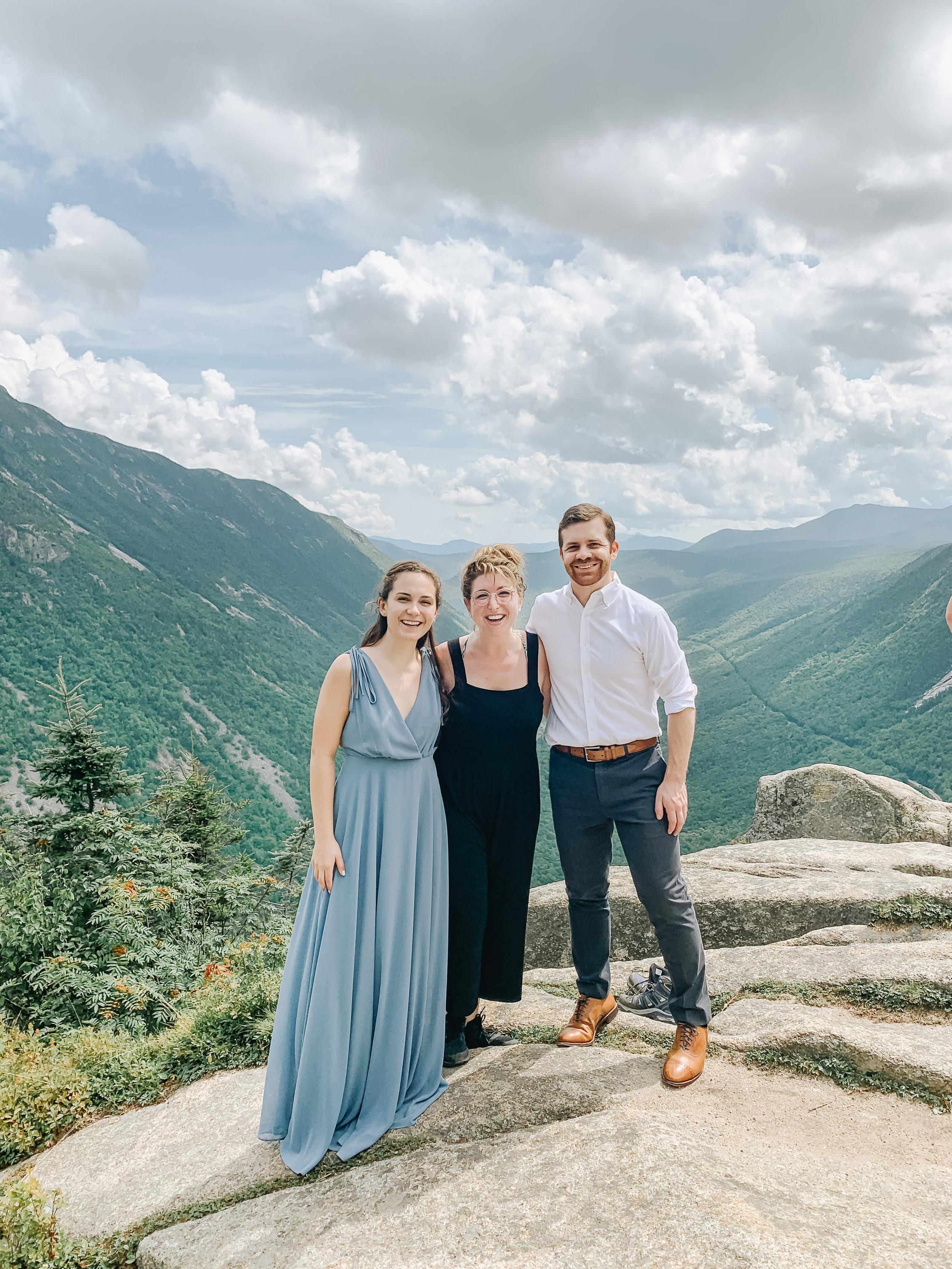Lena Mirisola White Mountains