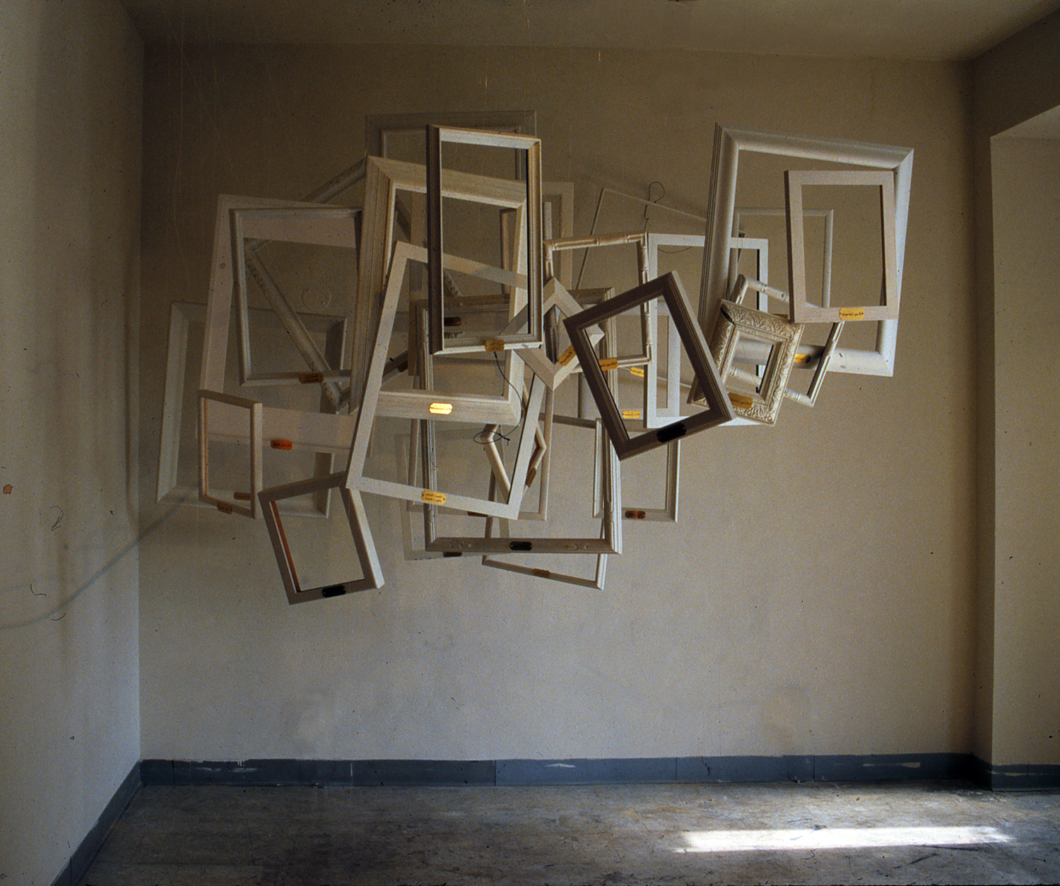 Frames of Reference - installation view