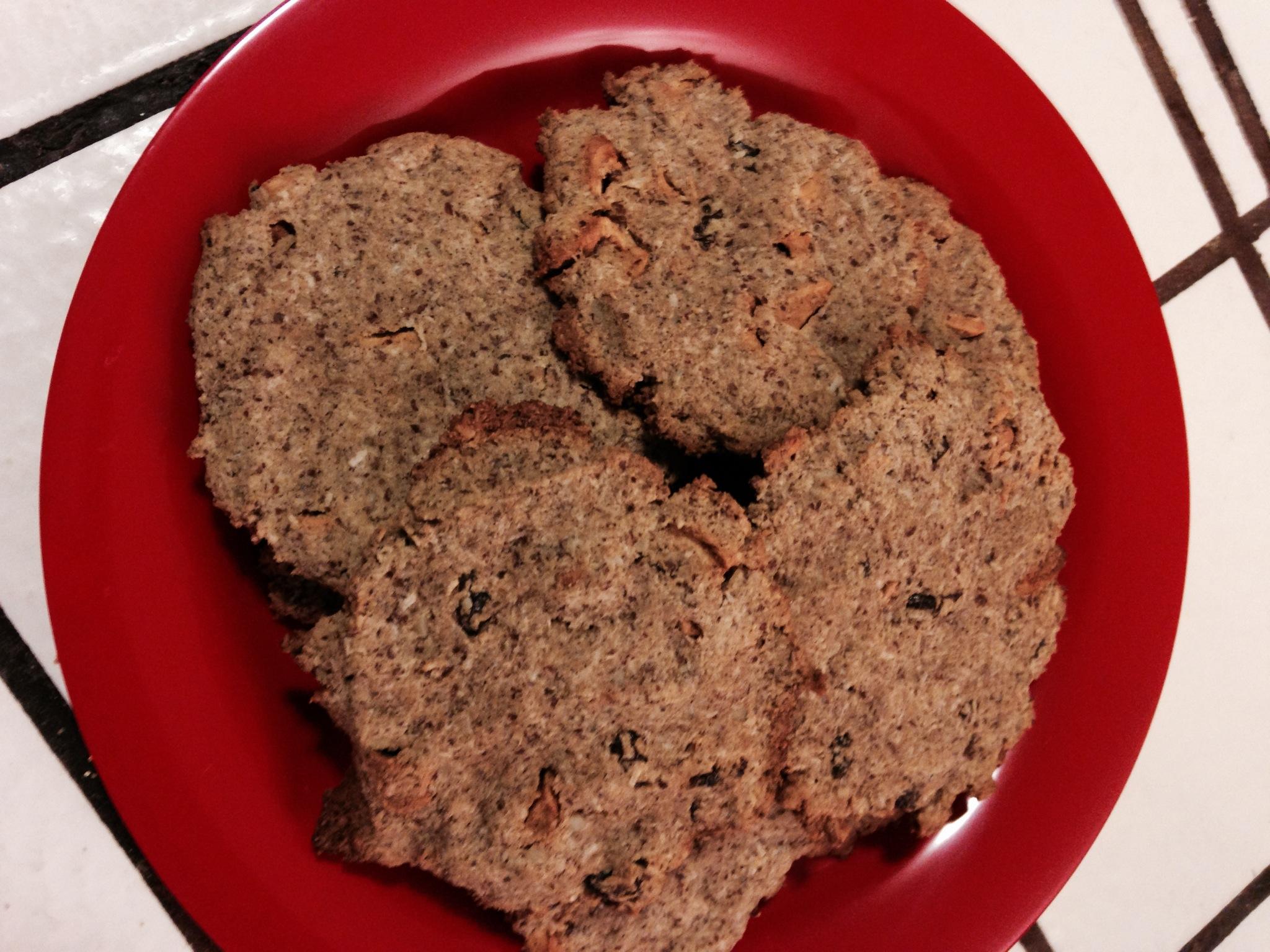 Apple, Raisin Breakfast Cookies.jpg