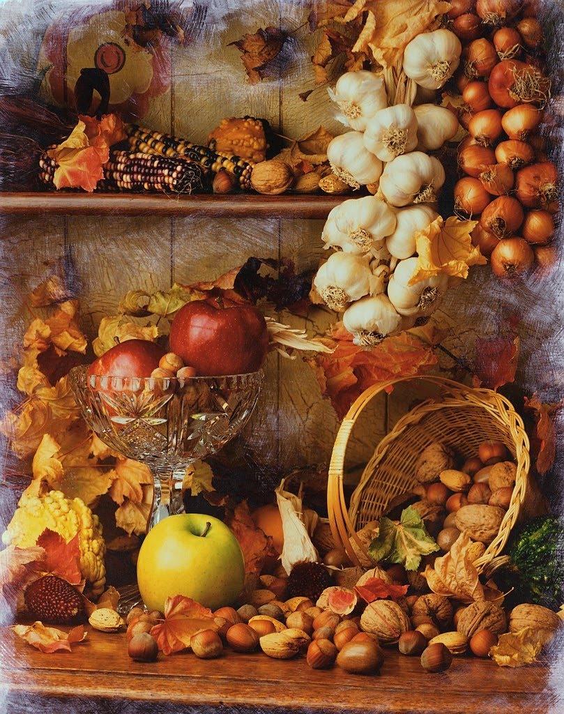 Harvest Scene