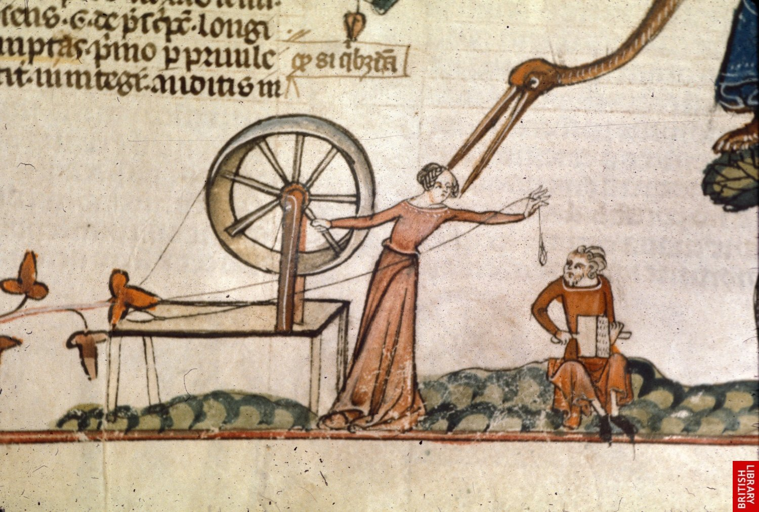woman-at-spinning-wheel-with-man-carding-smithfield-decretals-british-library-royal-10-e-iv-fol-147v-c-1340.jpg