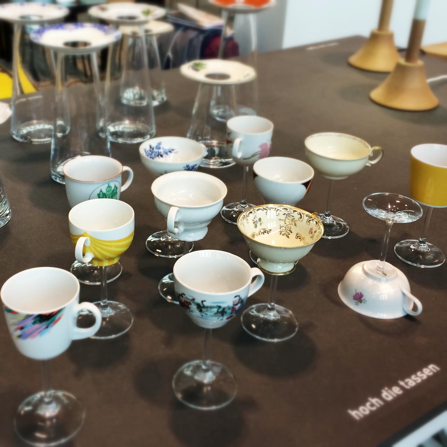 'flying cups' -  berlinord