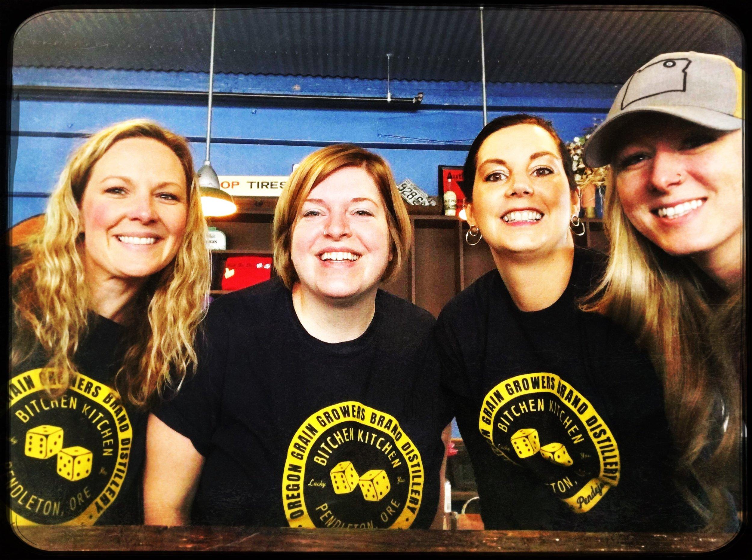 Ladies Of The Distillery