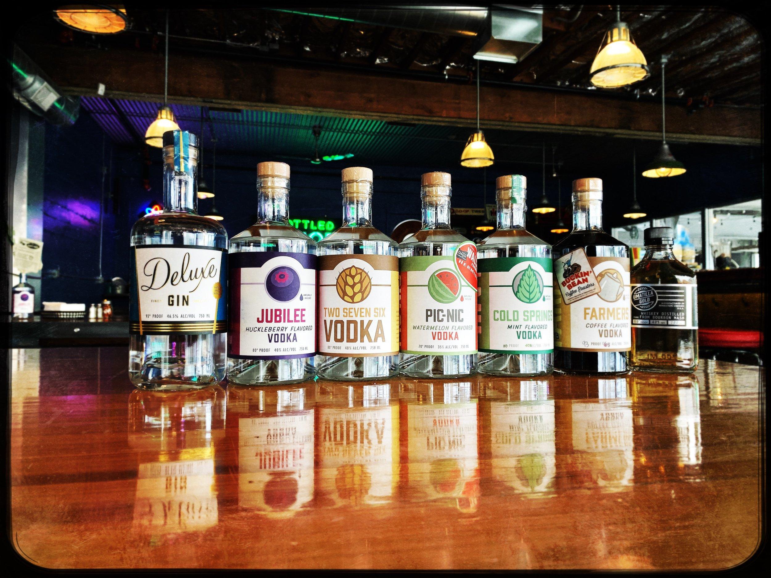 Pendleton Distillery