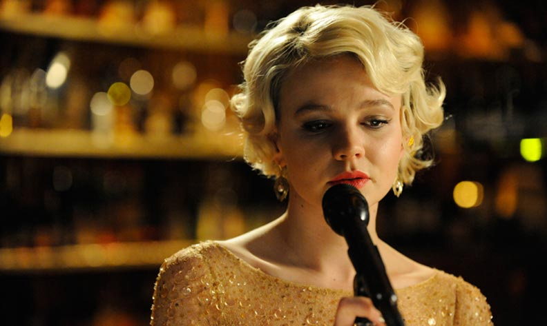 """Carey Mulligan (""""An Education"""", """"The Great Gatsby"""") plays Sissy in """"Shame""""."""