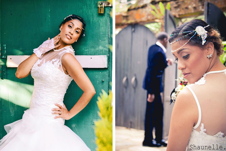 Photos by: Charles Parris Studios (right) & Scrole Visionn (left).