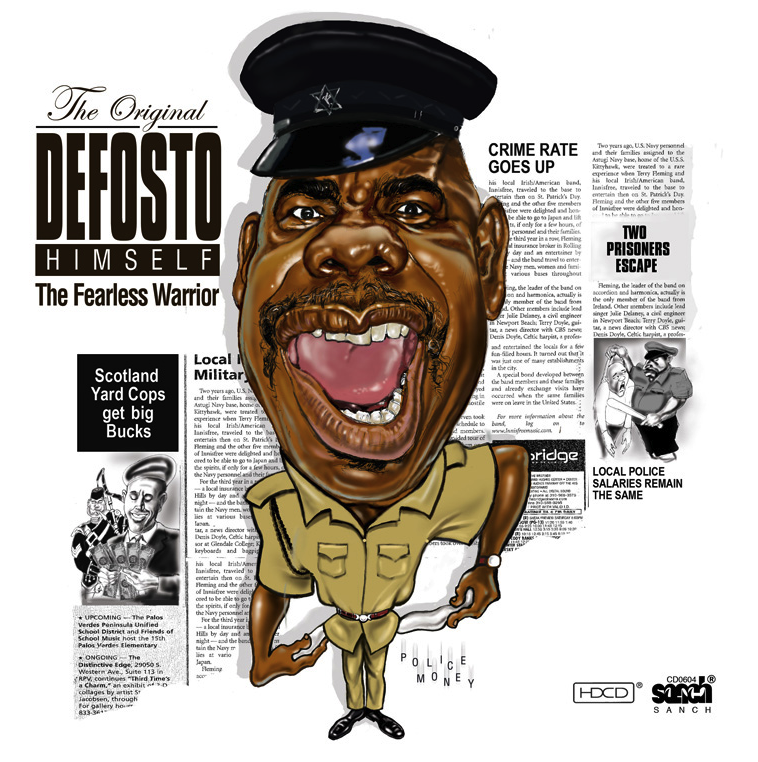 Defosto CD Cover.png