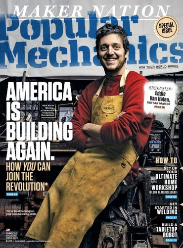 Third generation Wicks featured in Popular Mechanics