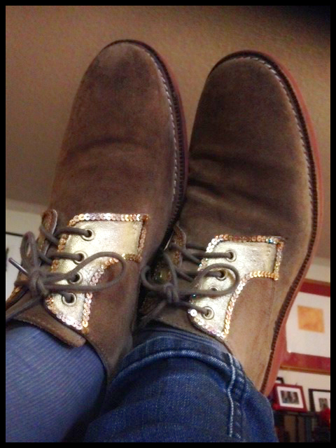 Kanens brown shoes