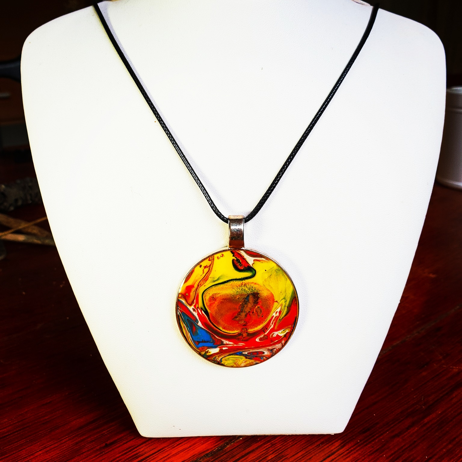 Acrylic and resin pendant.jpg
