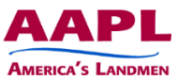 American Association of Professional Landmen (AAPL)