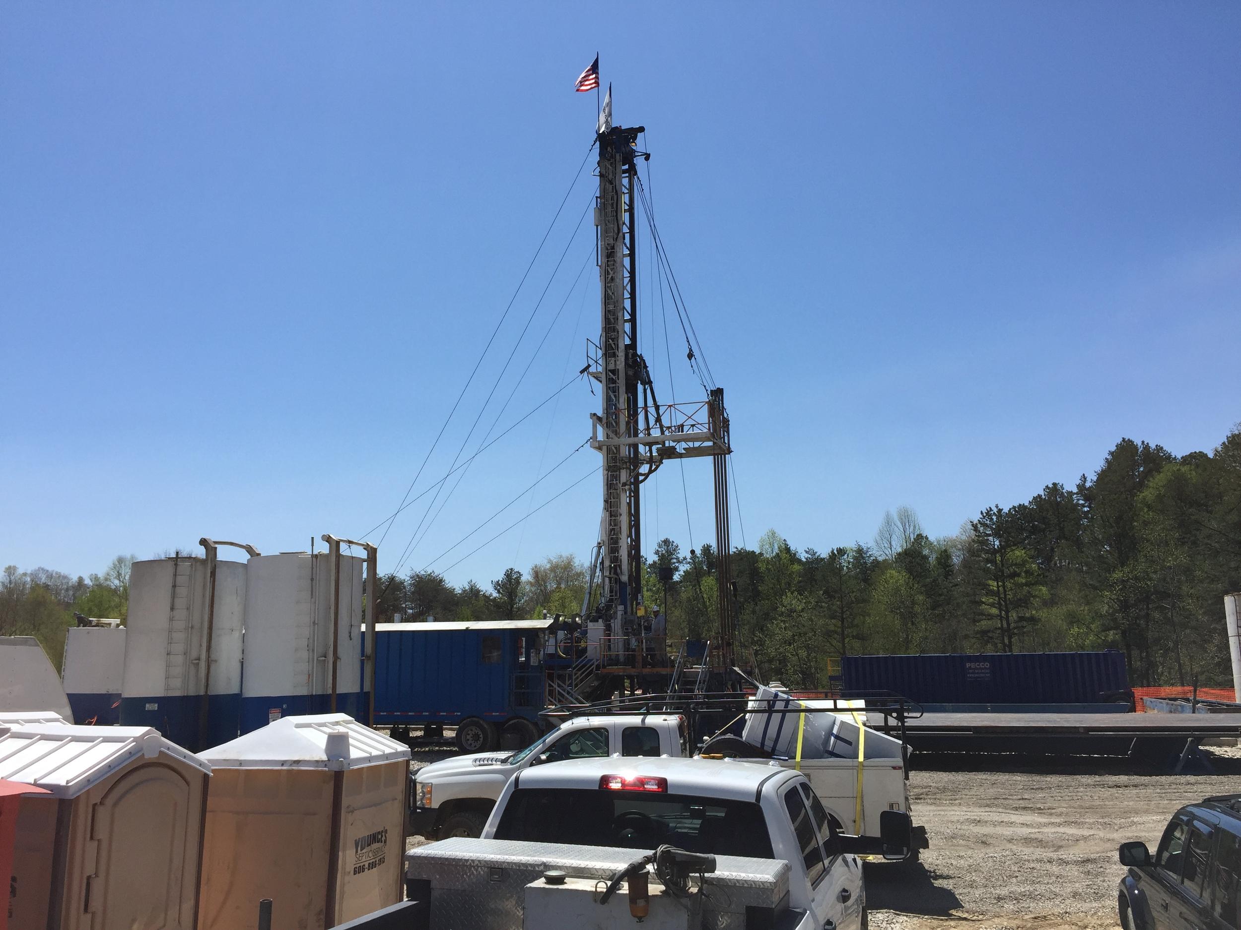 Highlands Drilling Rig #6
