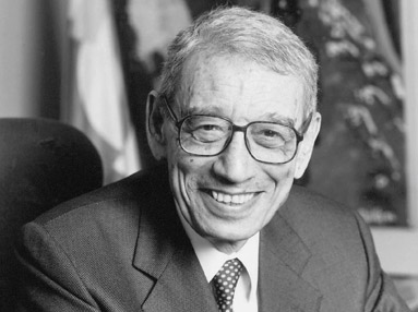 Boutros Boutros Ghali, 6th Secretary General for the   United Nations