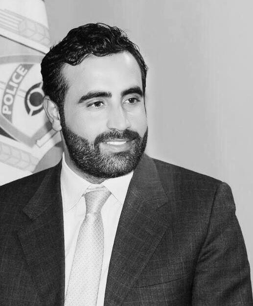 Mj.General Massod Azizi: Deputy Minister of Interior, Afghanistan