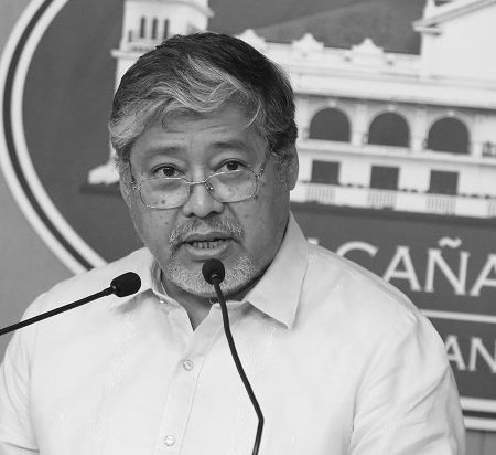 H.E Enrique Austria Manalo, Undersecretary of State, Ministry of Foreign Affairs of Philippines, the Chairman of ASEAN 2017