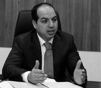 H.E. Ahmed Omar Maiteeq, Vice President of the Presidential Council of Libya