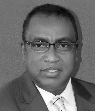 Ali Faqi, Chief of Staff for the President of Somalia