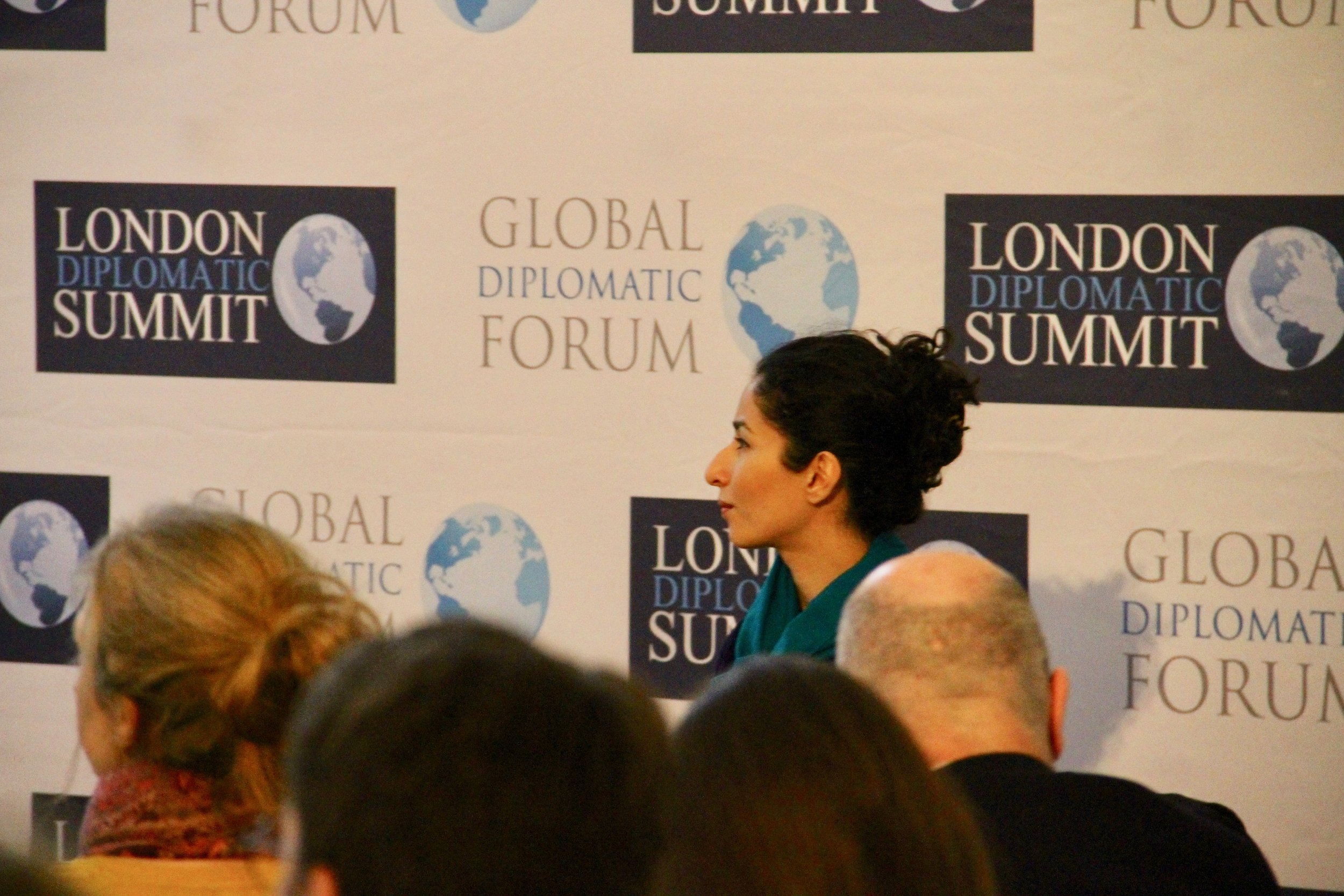 London Diplomatic Summit 2018 — Global Diplomatic Forum
