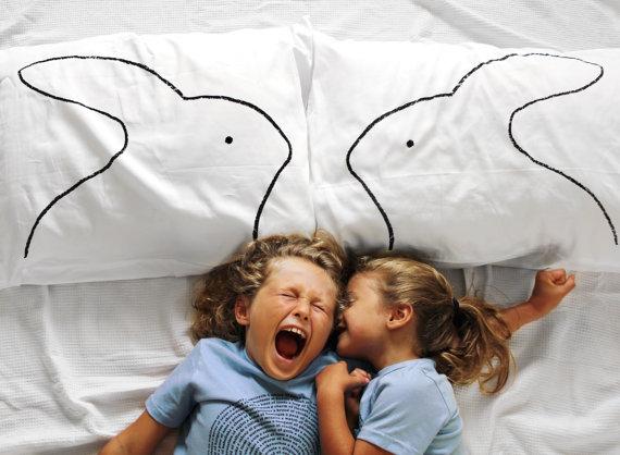 Best Bunnies Pillow Set