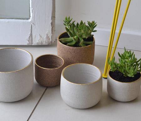 'Raku' Planters