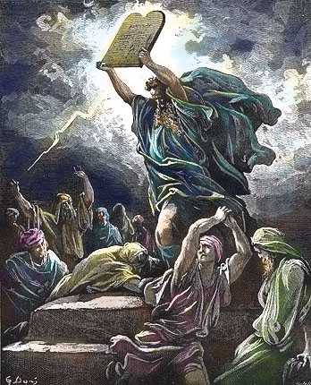 """""""I'm telling you guys. This e-reader bullshit is a passing fad anyway.  STONE  is the way of the future!"""""""