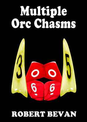 Multiple Orc Chasms is FREE when you   subscribe to my mailing list  .
