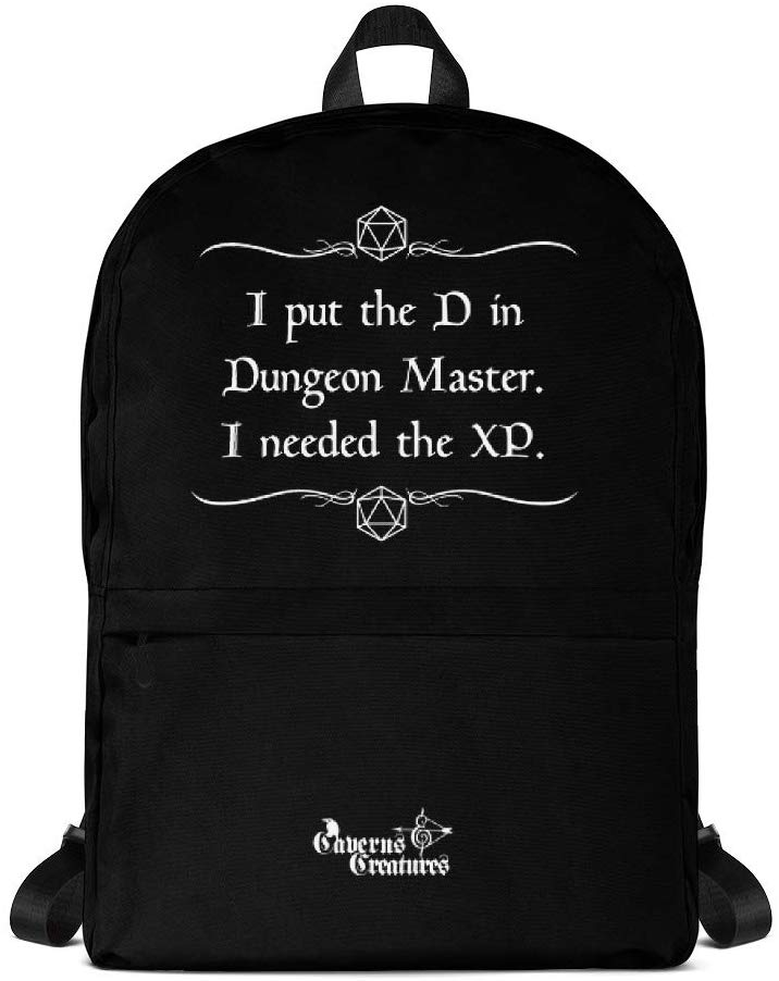 i put the d in dungeon master i needed the xp.jpg