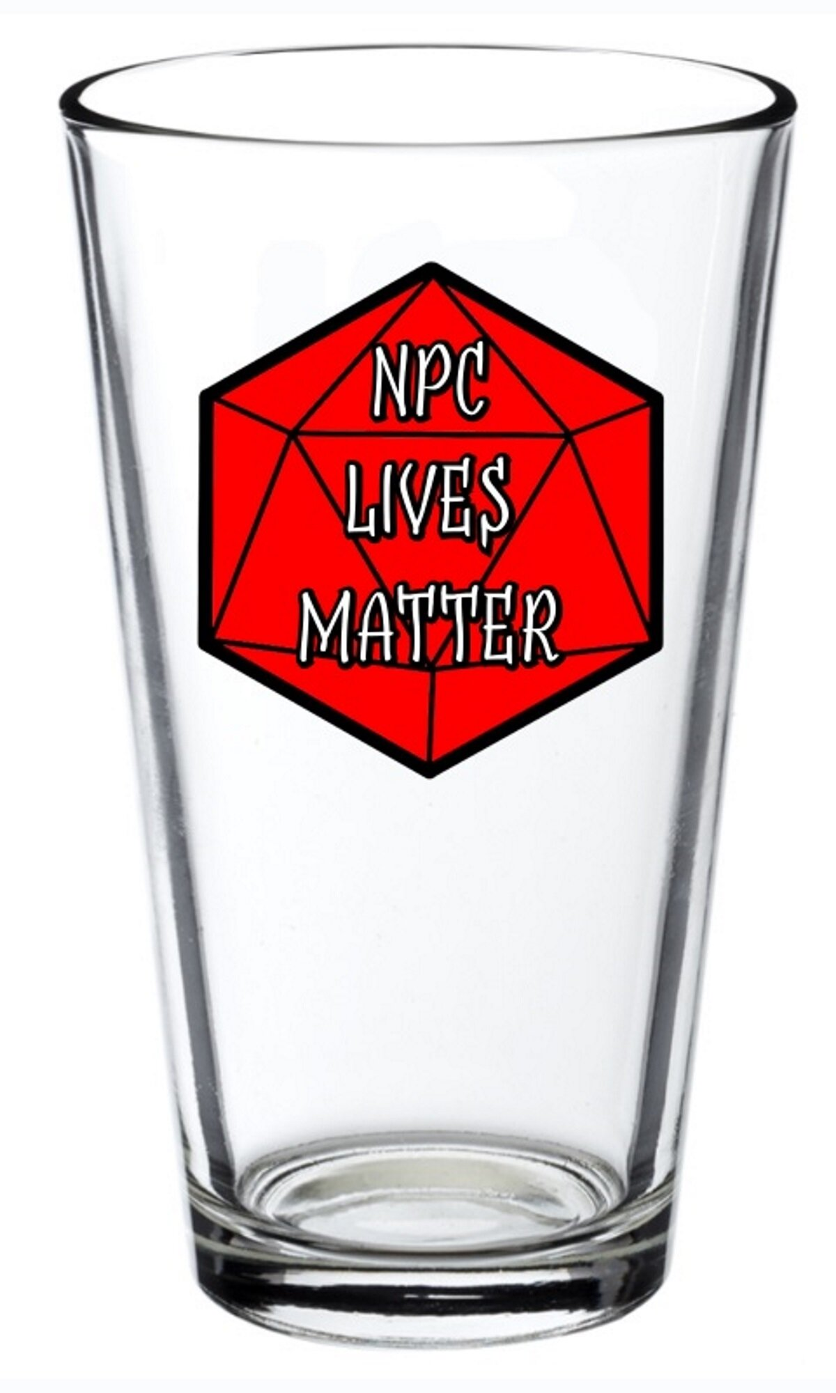 NPC Lives Matter
