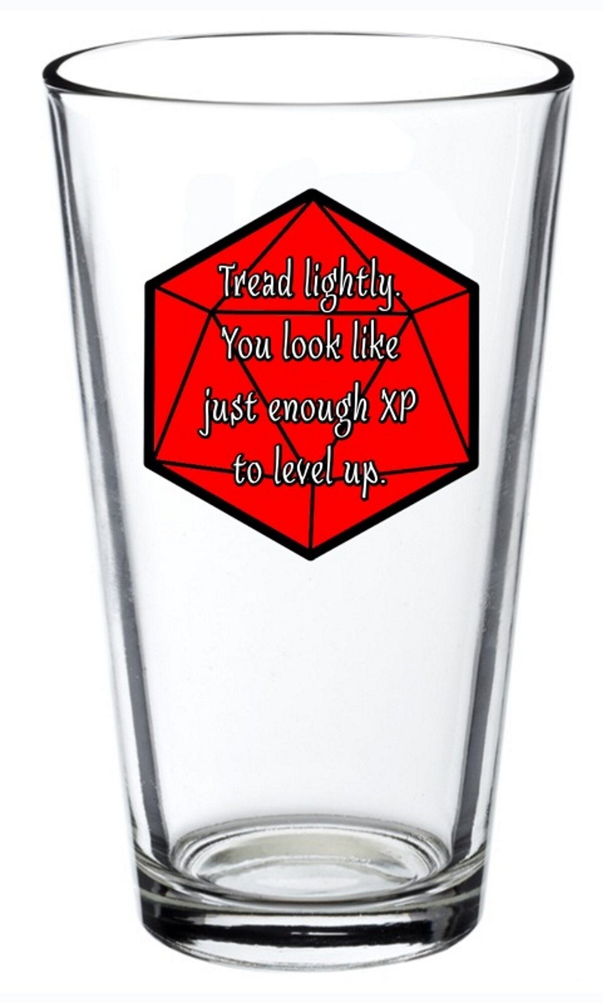 Tread Lightly. You Look Like Just Enough XP to Level Up.