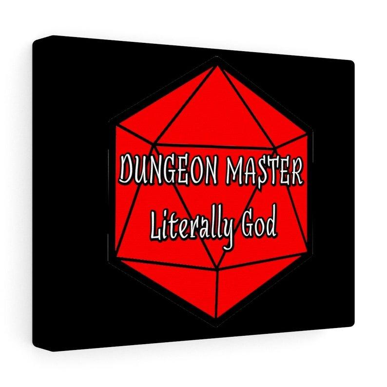 Dungeon Master Literally God