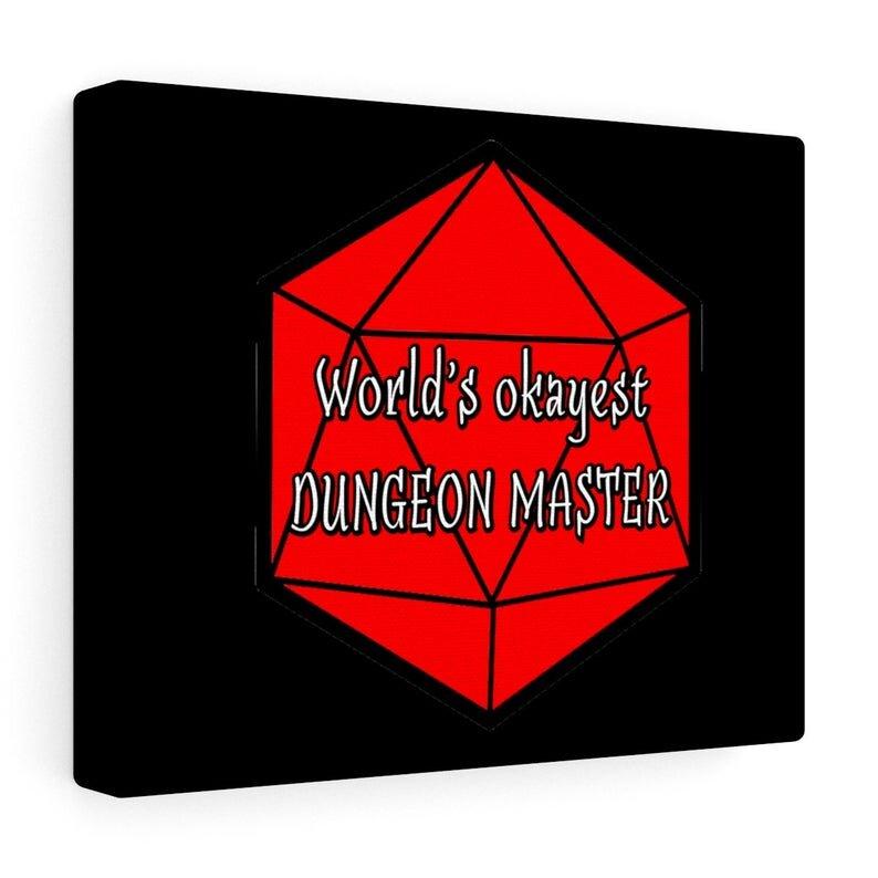 World's Okayest Dungeon Master