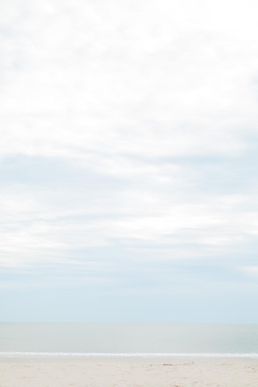 Serene image of the Atlantic Ocean at the Omni Amelia Island Plantation Resort.