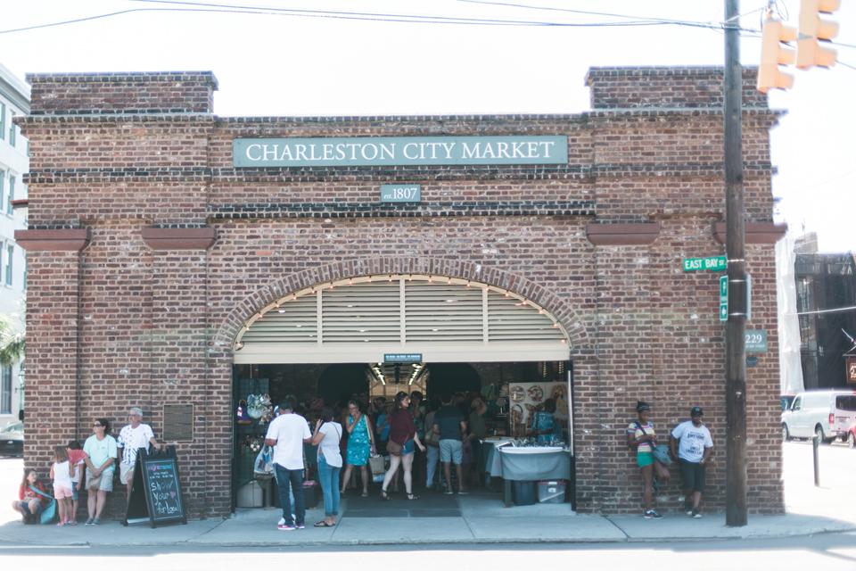 The Charleston Market historic Charleston, South Carolina