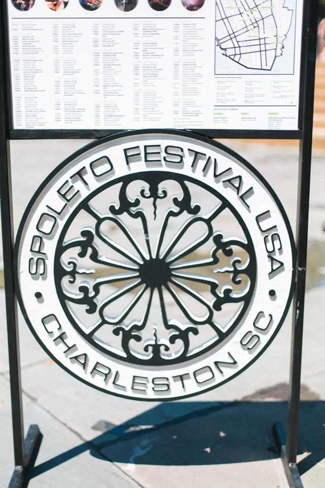 The Spoleto Festival in historic Charleston, South Carolina