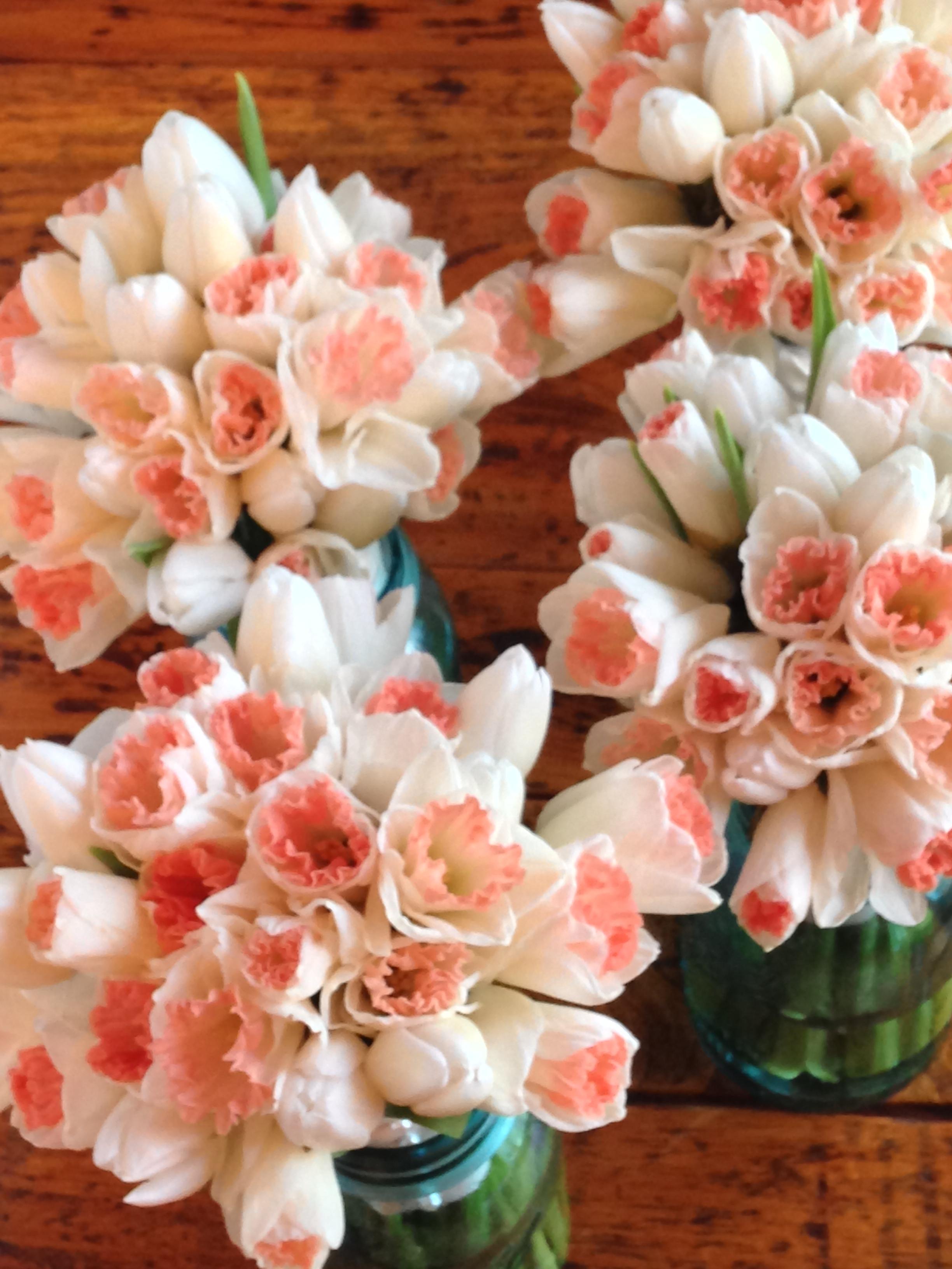 Photo by Catherine G. Damwood LLC, Image ofBridesmaids' Bouquets