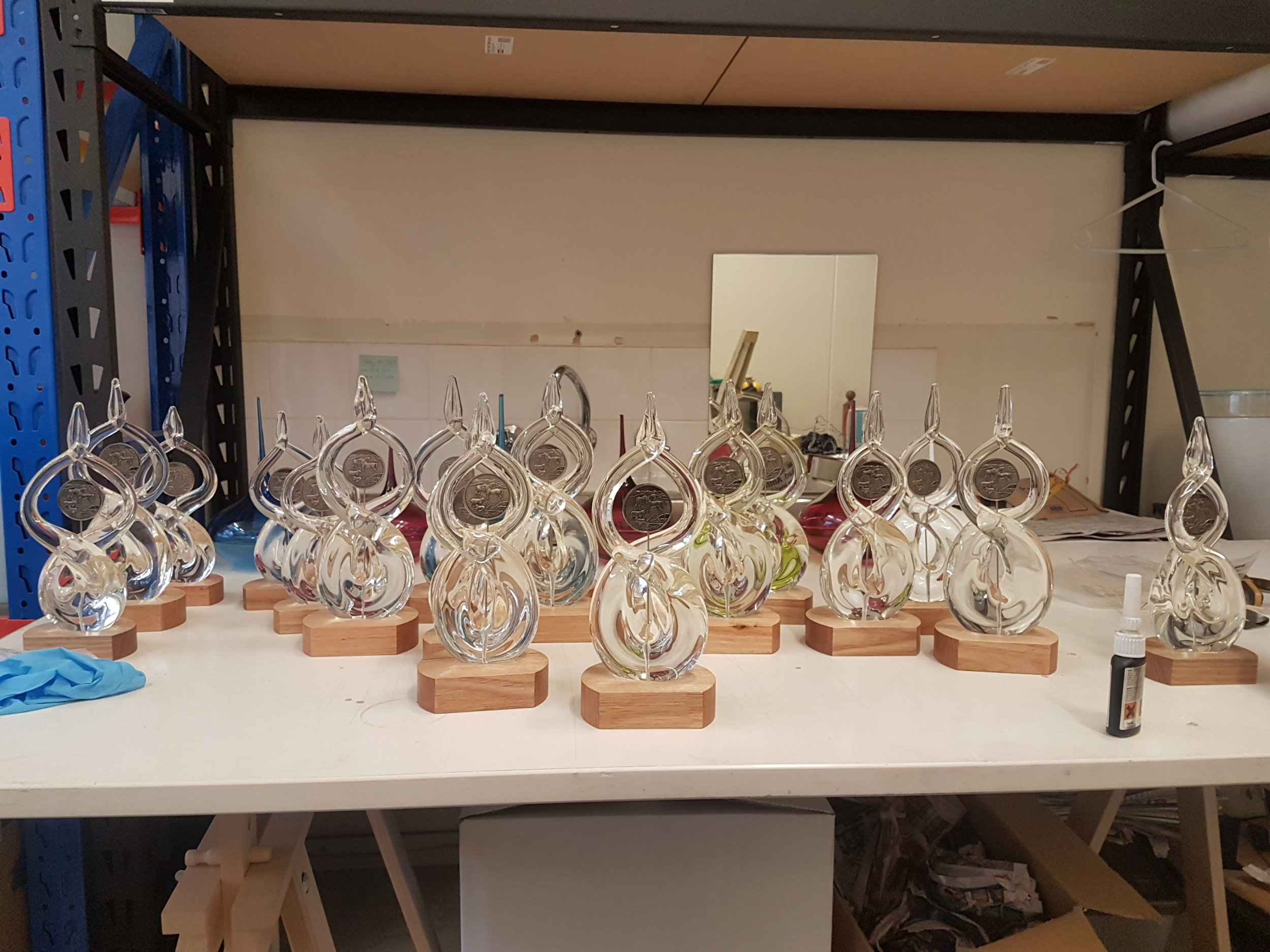 Royal Adelaide Show Trophies