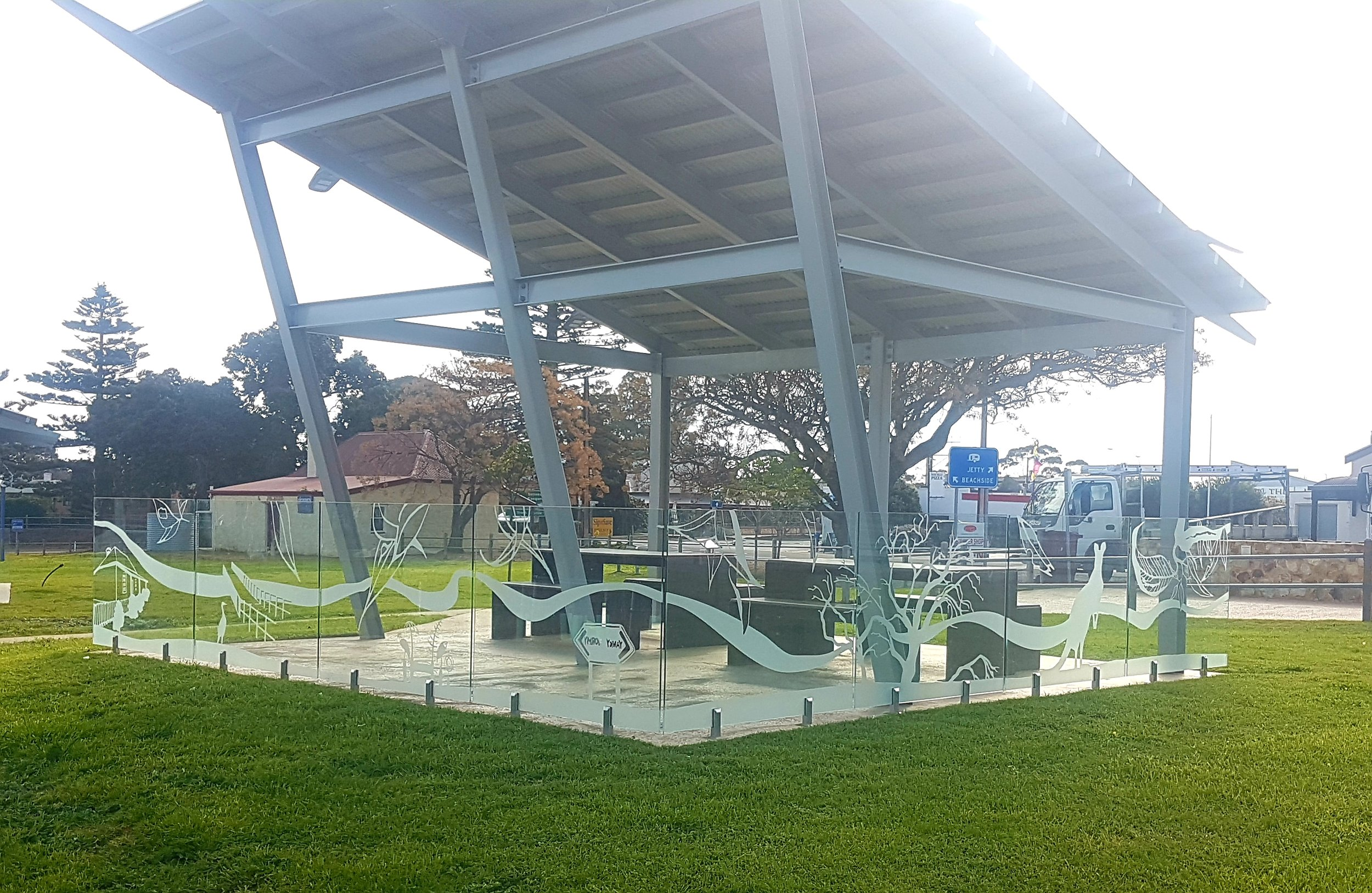 Commissioned by the District Council of Yankalilla & City of Victor Harbor