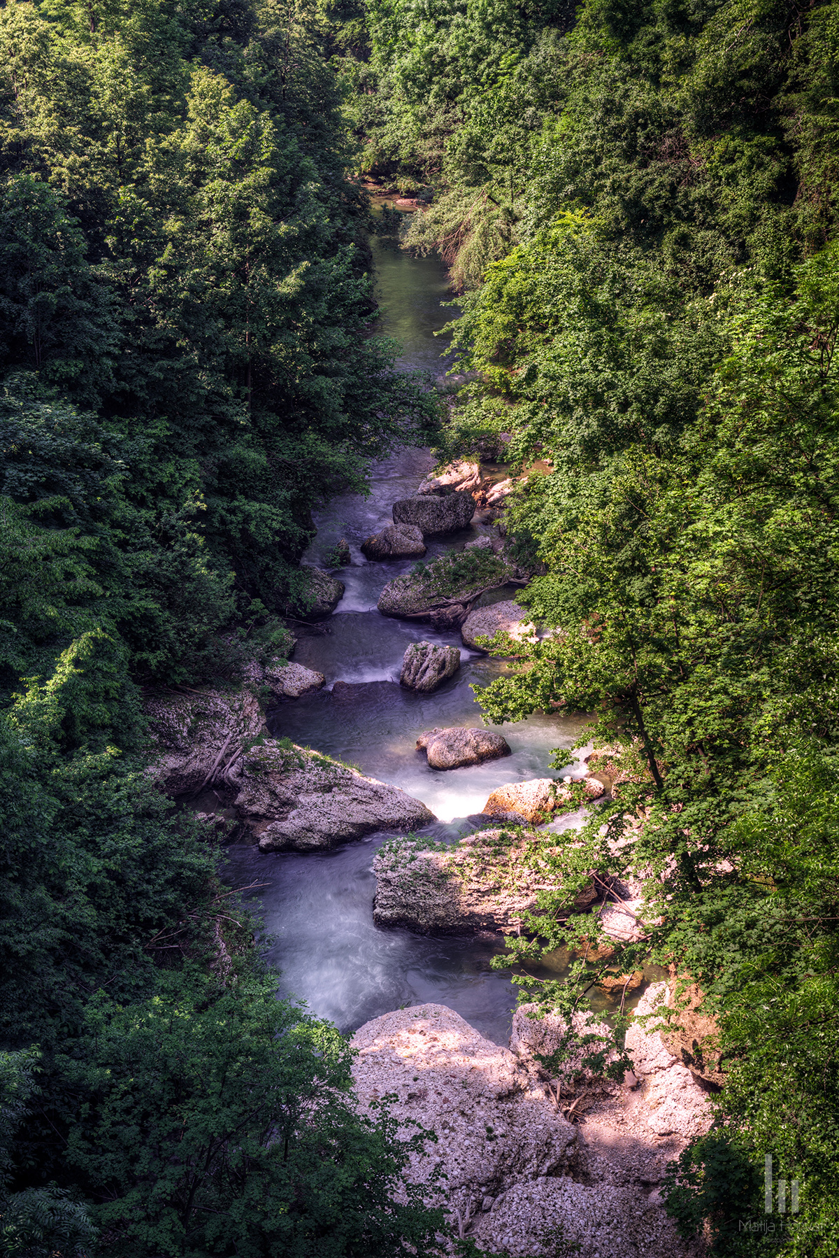 Kokra Canyon