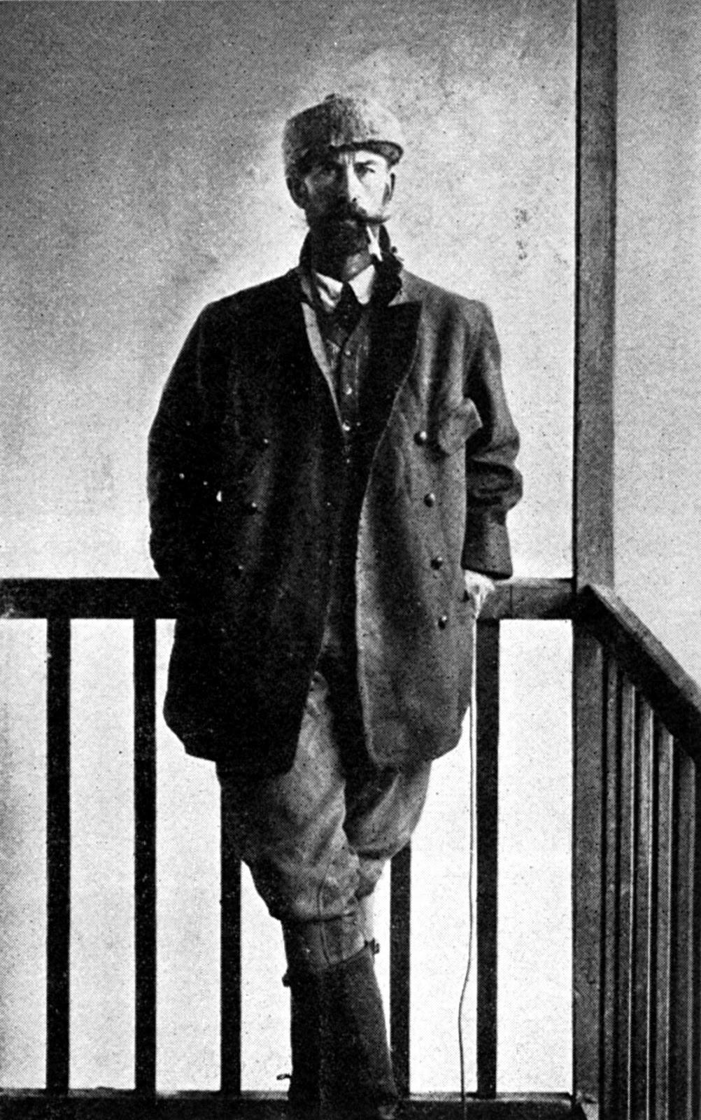 Colonel Percy Fawcett