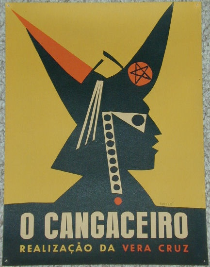 O Cangaçeiro Brazil Cinema